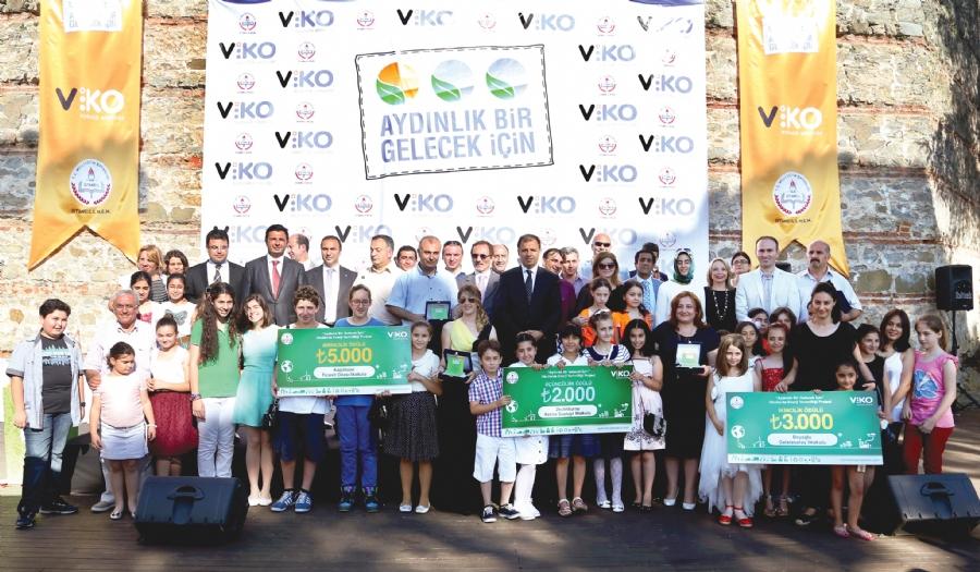 Okullar, Enerji Verimliliği için yarıştı