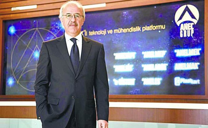 Rıdvan Çelikel Anel Elektrik CEO'su seçildi