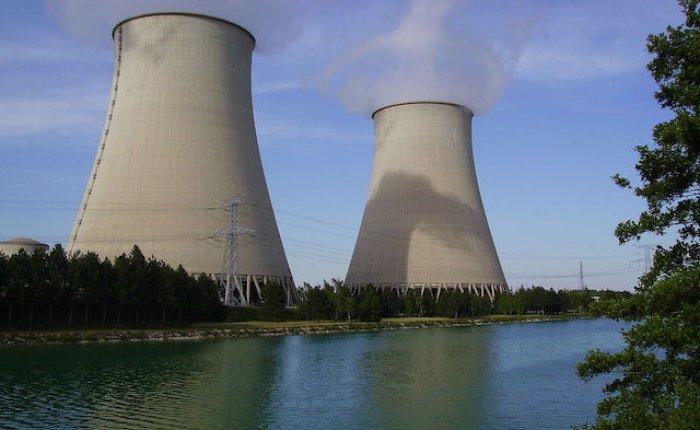 Fransa'nın nükleer enerji üretimi Mayıs'ta çakıldı