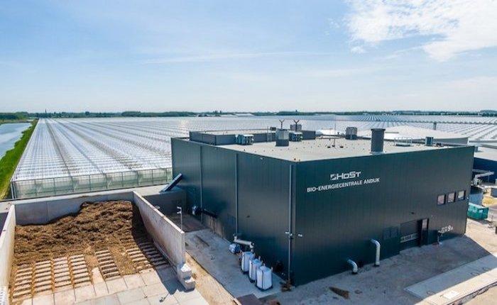 Hollanda'daki biyokütle santrali doğalgaza göre yüzde 90 daha çevreci