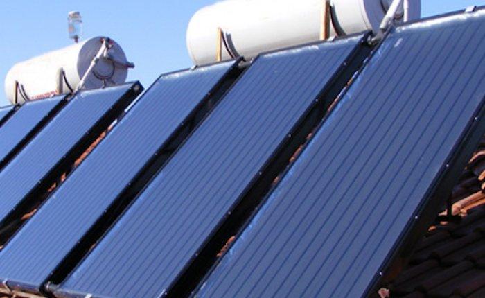 Türkiye 2019'da en çok güneş termal sistemleri kuran ikinci ülke oldu