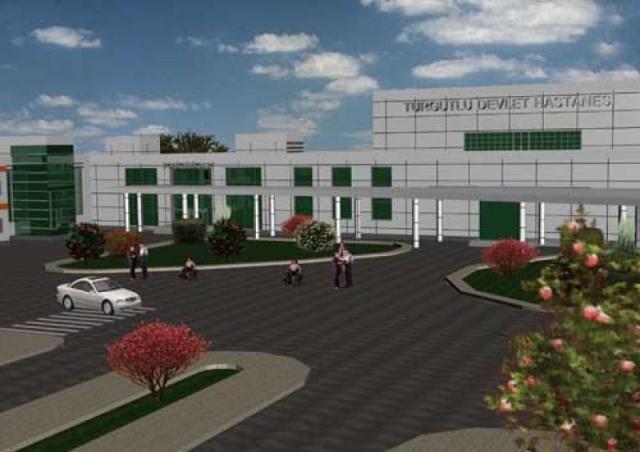 Enerjisini kendi üreten ilk kamu hastanesi açılıyor