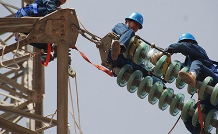 Çin dünyanın ilk yenilenebilir elektrik iletim hattını kurdu