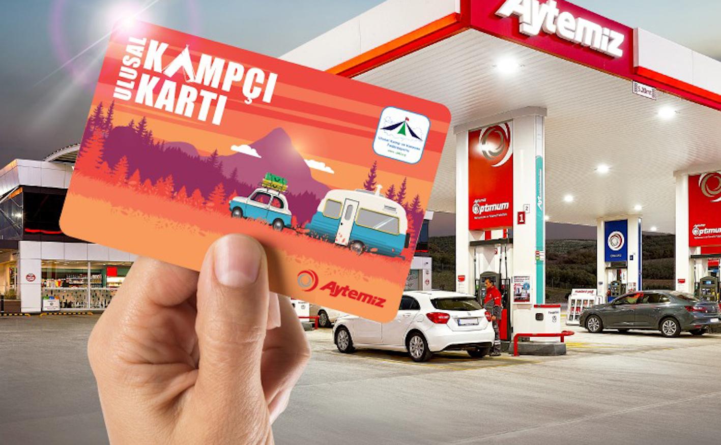 Aytemiz karavancıya ucuz yakıt verecek