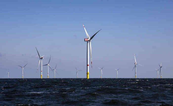 Total Belçika'daki gaz çalışmalarında rüzgar elektriği kullanacak