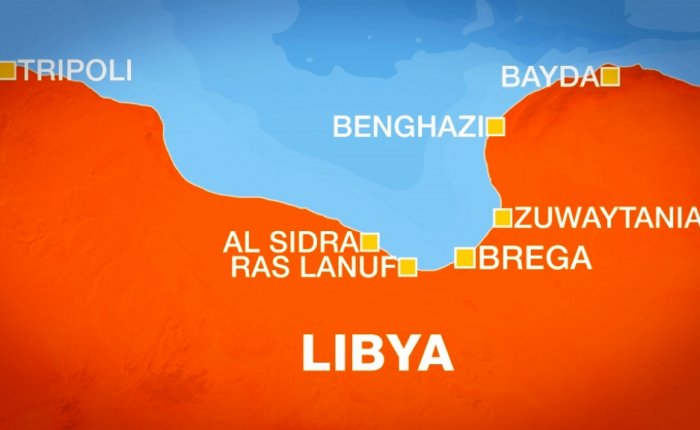 Libya petrol üretiminin yeniden başlamasından umutlu