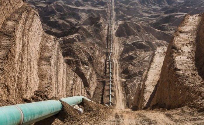 İran'dan doğalgaz akışı yeniden başladı