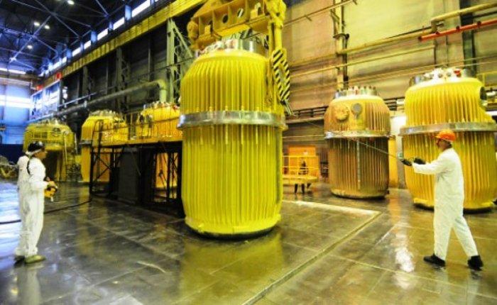 İran nükleer tesisinde kaza!