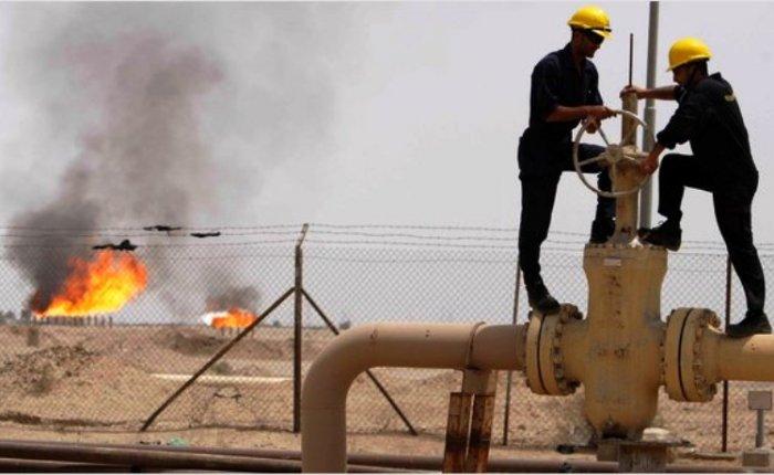Irak'ın petrol ihracatı Haziran'da yüzde 9 azaldı