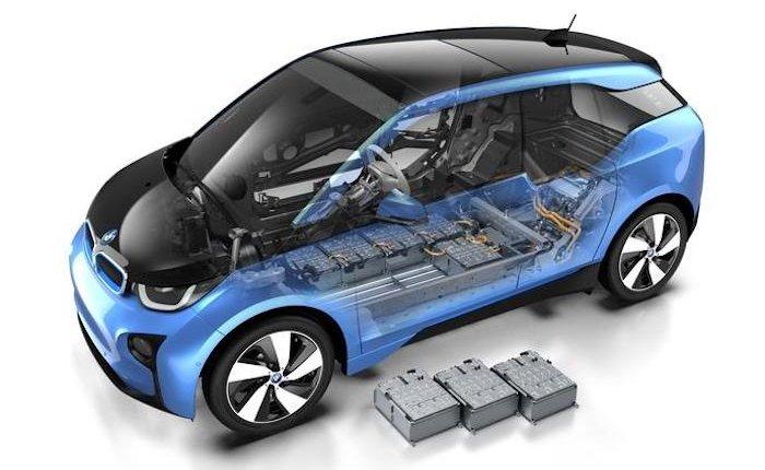 BMW'nin EV batarya hücreleri yenilenebilir elektriği ile üretilecek