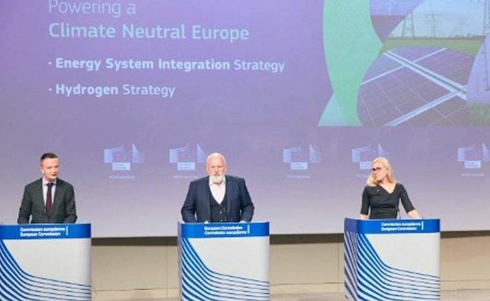 AB enerji sistemi entegrasyonu ve hidrojen stratejilerini açıkladı