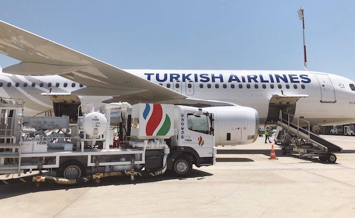 SOCAR Milas-Bodrum'da 3 bin uçağa yakıt verecek