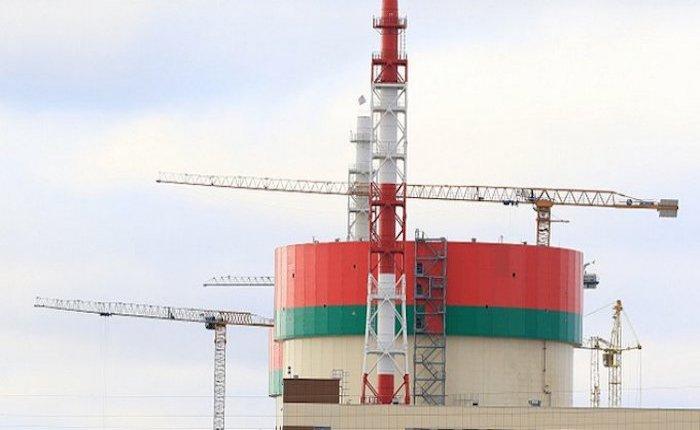 Belarus'un ilk nükleer santrali devreye alınmaya hazır
