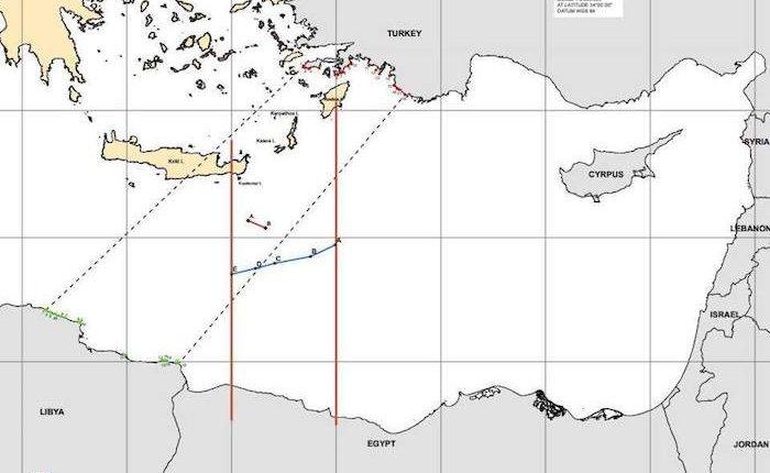 Mısır ve Yunanistan deniz yetki alanları sınırlandırma anlaşması imzaladı