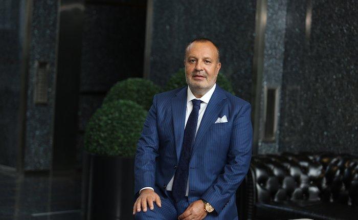 Aksa Enerji Başkanı Kazancı'dan Beşiktaş'a 2 milyon TL bağış