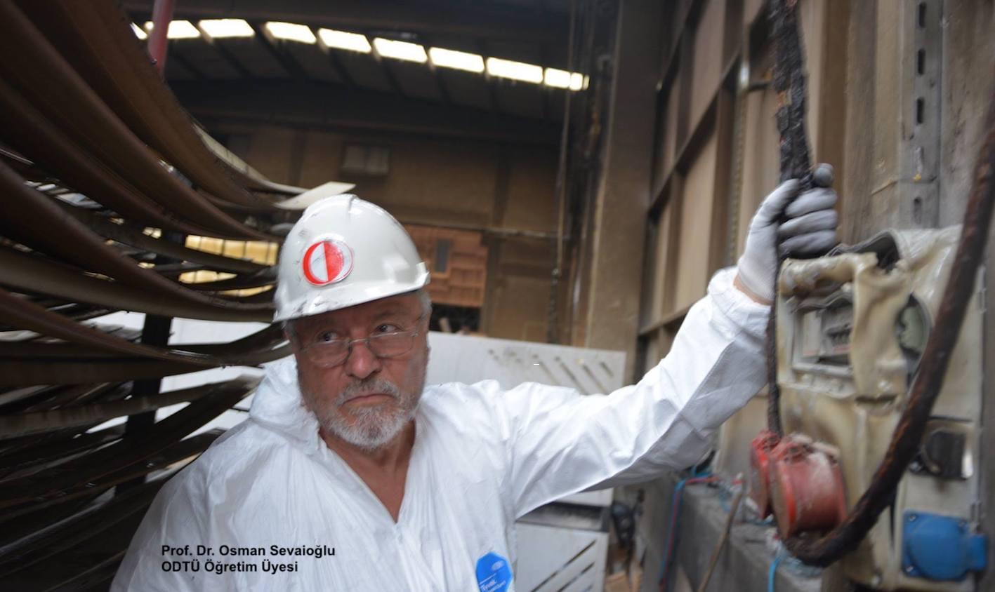 ODTÜ ve EMO Osman Sevaioğlu için anma düzenliyor