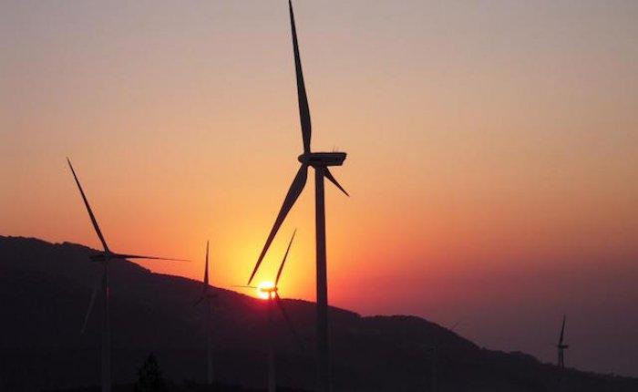 GÜRİŞ'in 120 MW'lik yeni rüzgar santrali yolda