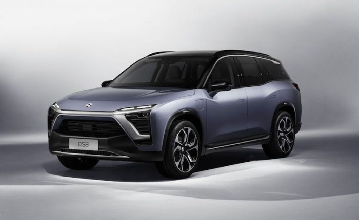 Çin'in başkentinde elektrikli araç sayısı artıyor