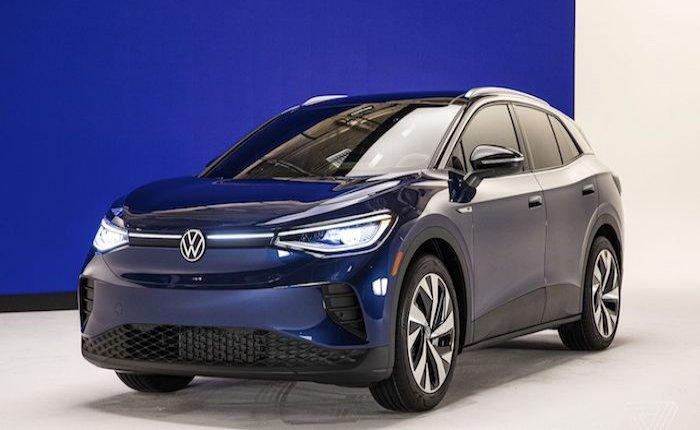 Volkswagen ilk elektrikli SUV modelini tanıttı