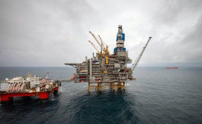 Norveç, sularındaki geliştirilmemiş en büyük petrol sahası için düğmeye bastı