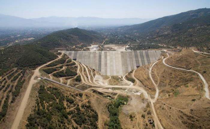 Rahmanlar Barajı Ödemişlilerin içme suyu ihtiyacını karşılayacak