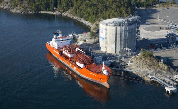 Almanya'nın doğalgaz ithalat faturası azaldı