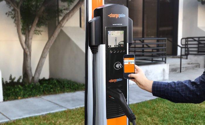 ChargePoint şarj istasyon sayısını arttırıp halka açılacak