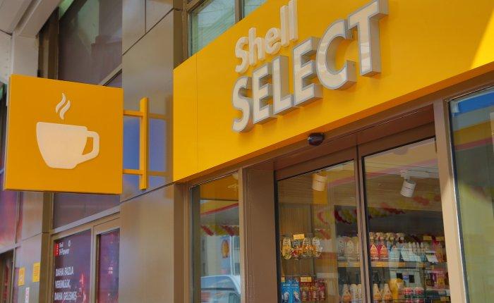Türkiye'de 500'üncü Shell Select açıldı