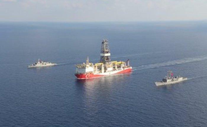 Türkiye arama ve kurtarma alanını Doğu Akdeniz'de genişletti