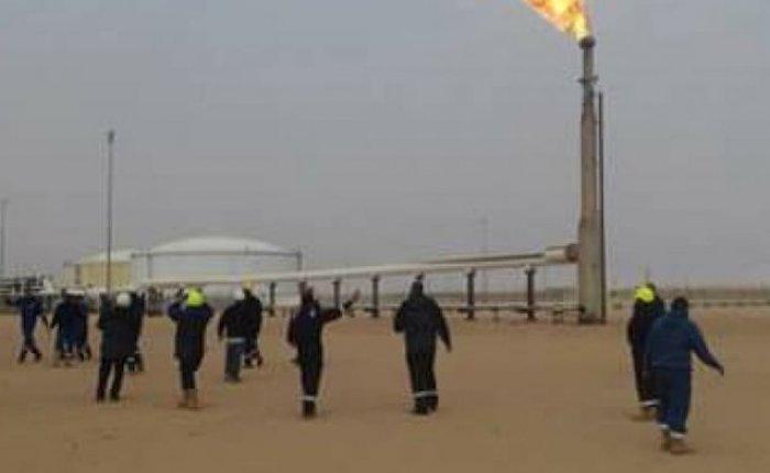 Libya'nın petrol üretimi günde 500 bin varile ulaştı