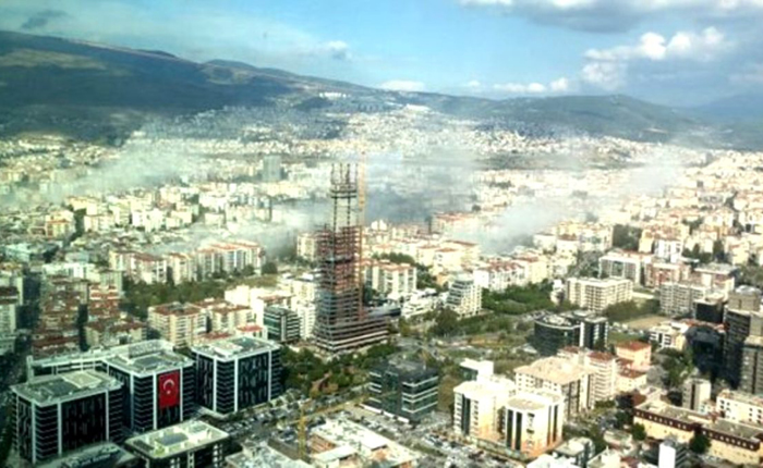 İzmir Aydın ve Muğla'daki 115 sahada elektrik kesintisi