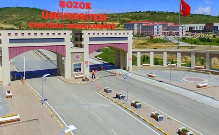 Bozok Üniversitesi enerji depolama doçenti arıyor