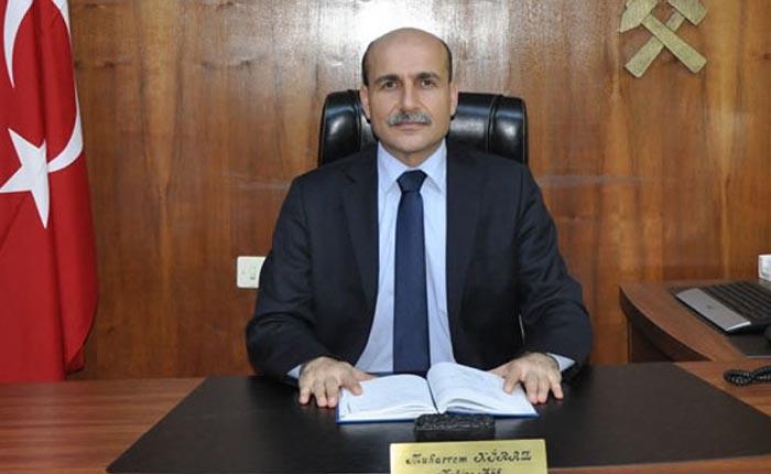 TTK Genel Müdür Yardımcılığına Muharrem Kiraz atandı