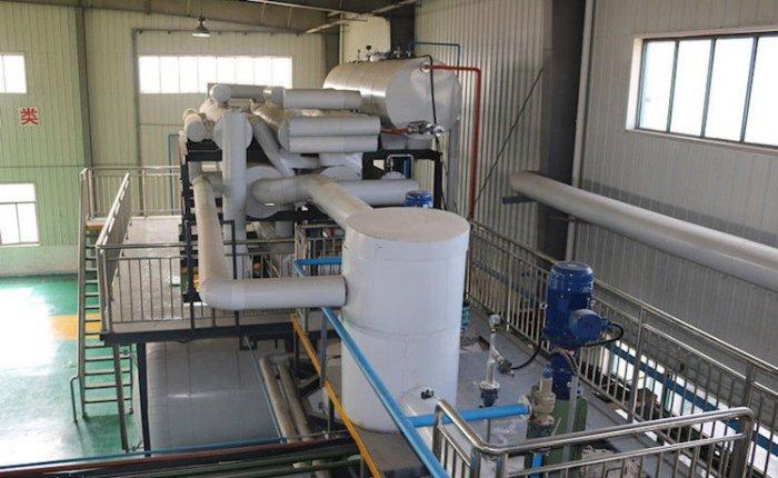 Karabük Belediyesi plastik atıklardan piroliz yağı üretecek
