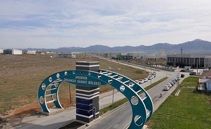 Akşehir OSB'ye YG-AG şebekesi yapılacak