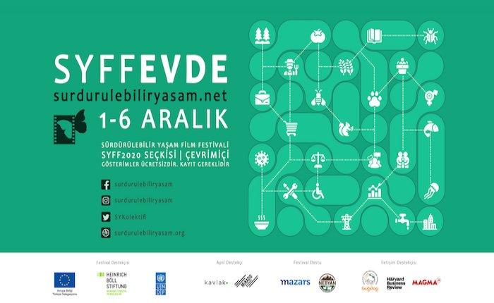 Sürdürülebilir Yaşam Film Festivali 2020 çevrimiçi yapılacak
