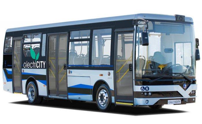 Temsa elektrikli otobüslerini ilk İsveç'e gönderdi