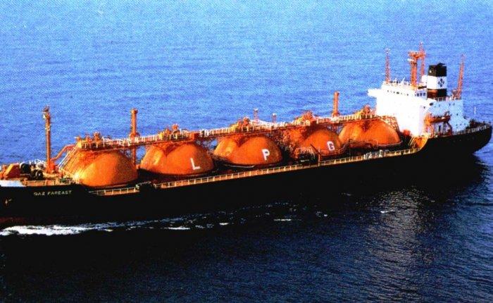 Türkiye'nin LPG ithalatı yüzde 1 azaldı