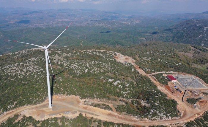 FİBA Grubu'nun 4 rüzgar santrali elektrik üretimine başladı