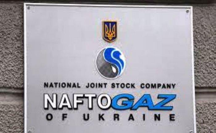 Naftogaz Ukrayna bütçesinin yüzde 10'unu sağladı