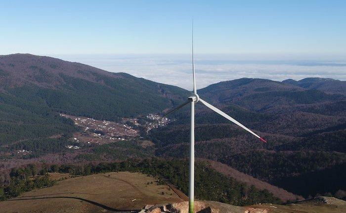 Güriş Bursa'daki Ulu RES'de elektrik üretimine başladı