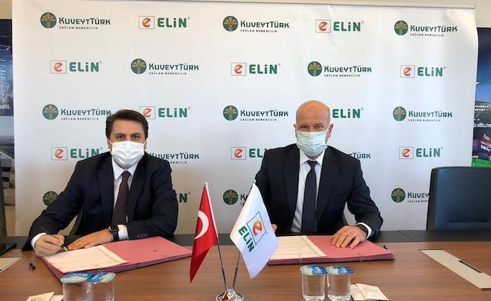 Çatı GES'te Kuveyt Türk - Elin Enerji iş birliği