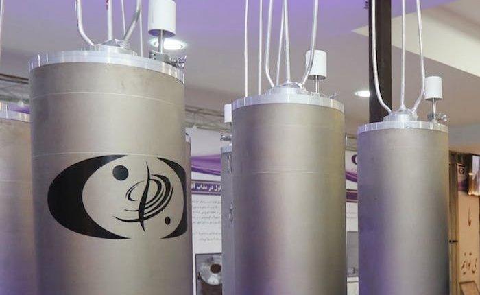 İran uranyum zenginleştirme çalışmalarına başladı
