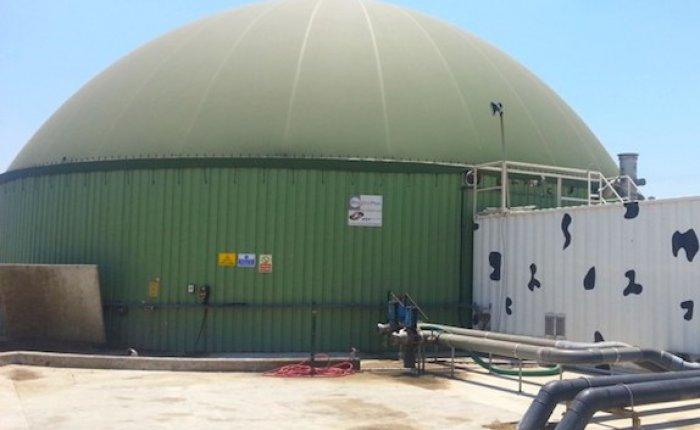 TİGEM Eskişehir'deki biyogaz tesisini kiraya verecek