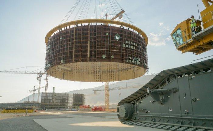 Akkuyu Nükleer Güç Santrali'nde patlama
