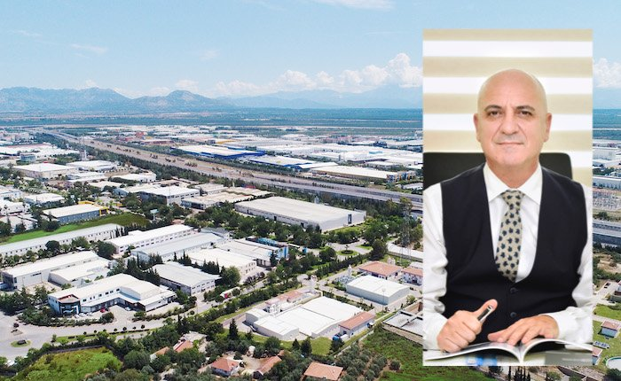 Antalya OSB'de elektrik tüketimi rekor kırdı