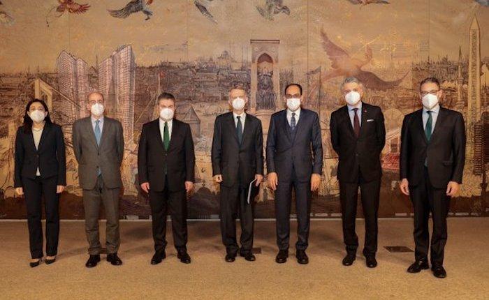 Türkiye ve Yunanistan istikşafi görüşmesi gerçekleştirildi