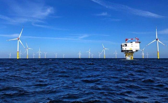 BP iki denizüstü RES'in alımını tamamladı