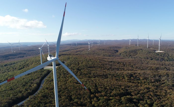 Borusan EnBW, Kıyıköy RES'in kapasite artışını tamamladı