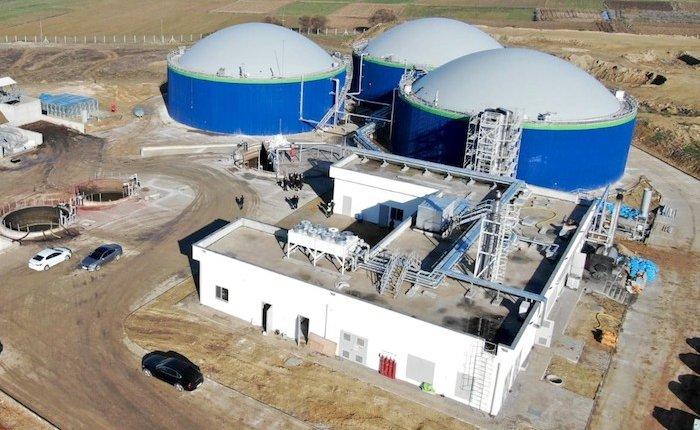 Balıkesir'de 3 MW'lık biyogaz tesisi kurulacak